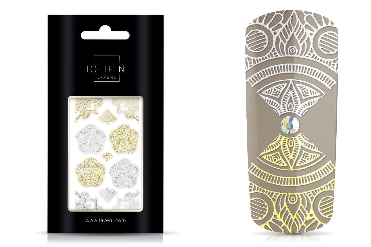 Jolifin LAVENI XL Lace Sticker - Nr. 2