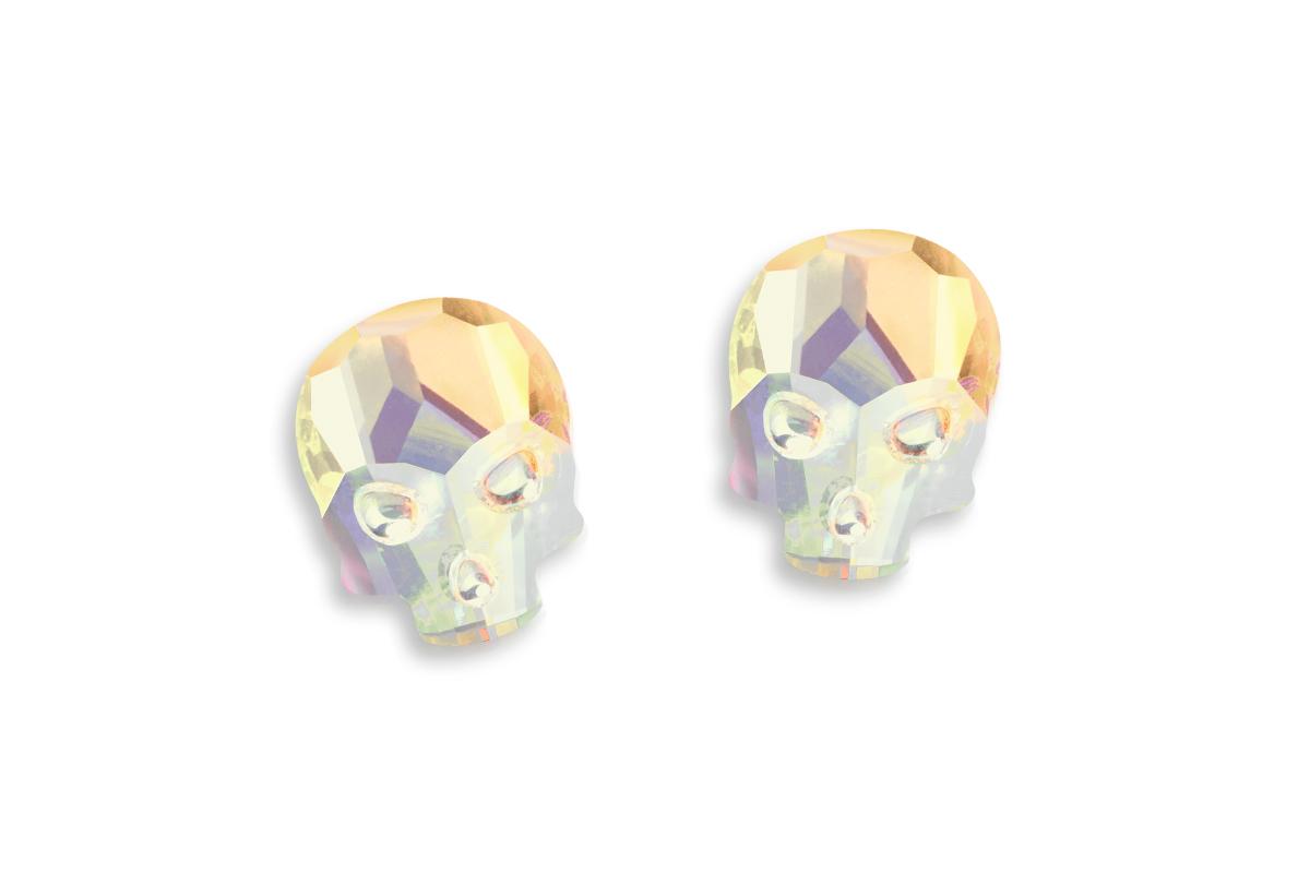 Jolifin Diamond Skull - irisierend small