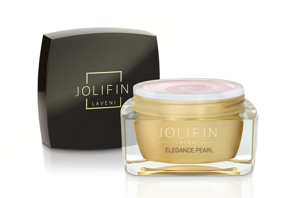 Jolifin LAVENI Farbgel - elegance pearl 5ml