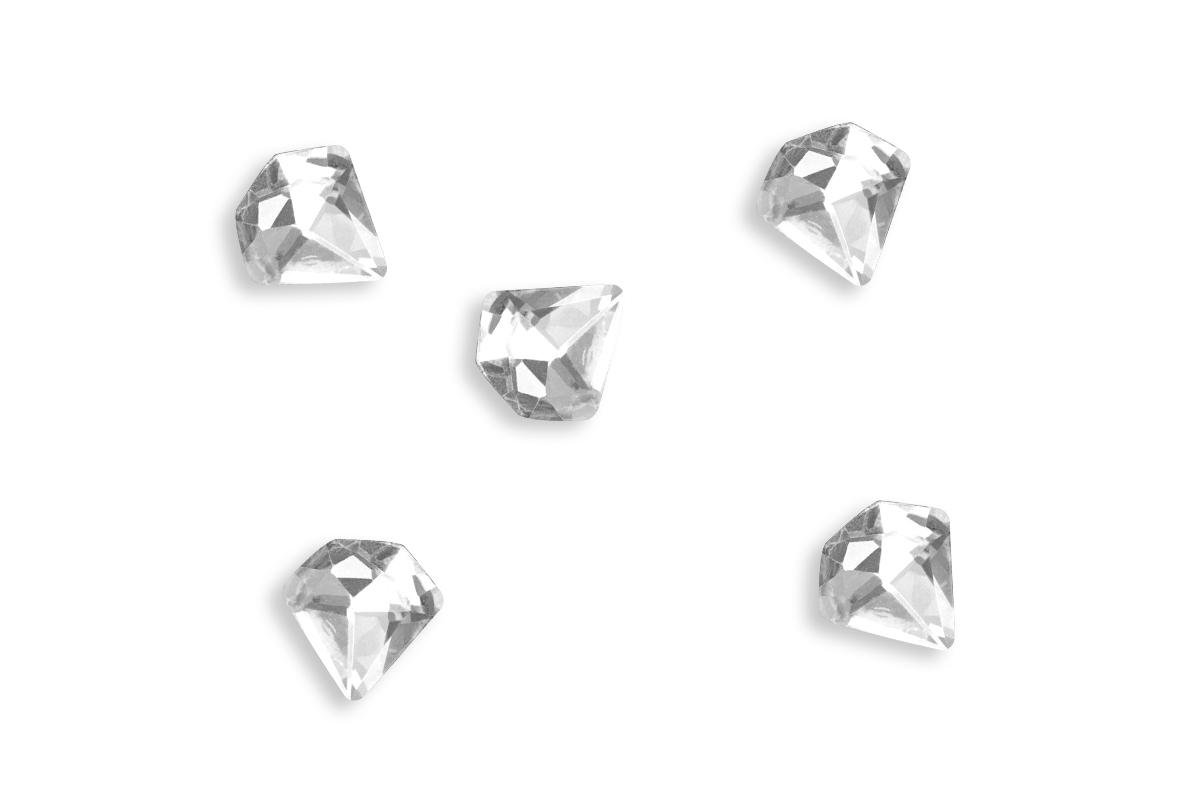 Jolifin LAVENI Strass-Diamond - small Diamond clear - Pretty Nail ...