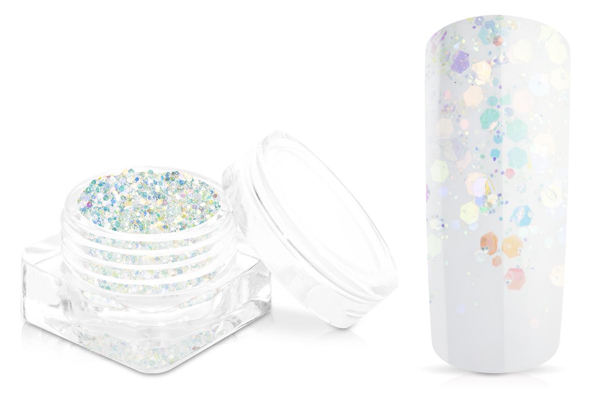 Jolifin Magic Glitter - icy mint