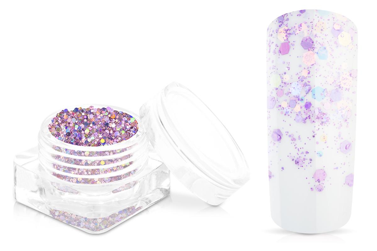 Jolifin Magic Glitter - lavender