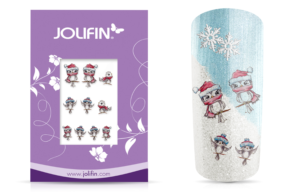 Jolifin Trend Tattoo Christmas 15