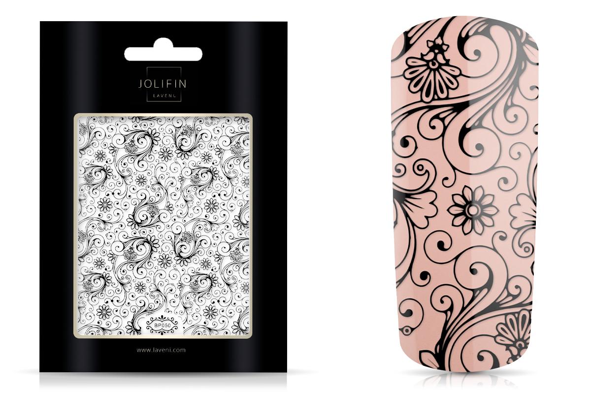 Jolifin LAVENI XL Sticker - Black 5
