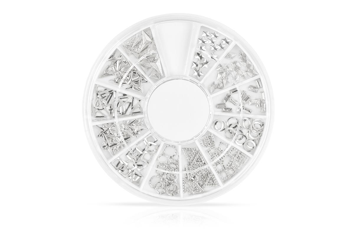 Jolifin Einleger-Display - Silver