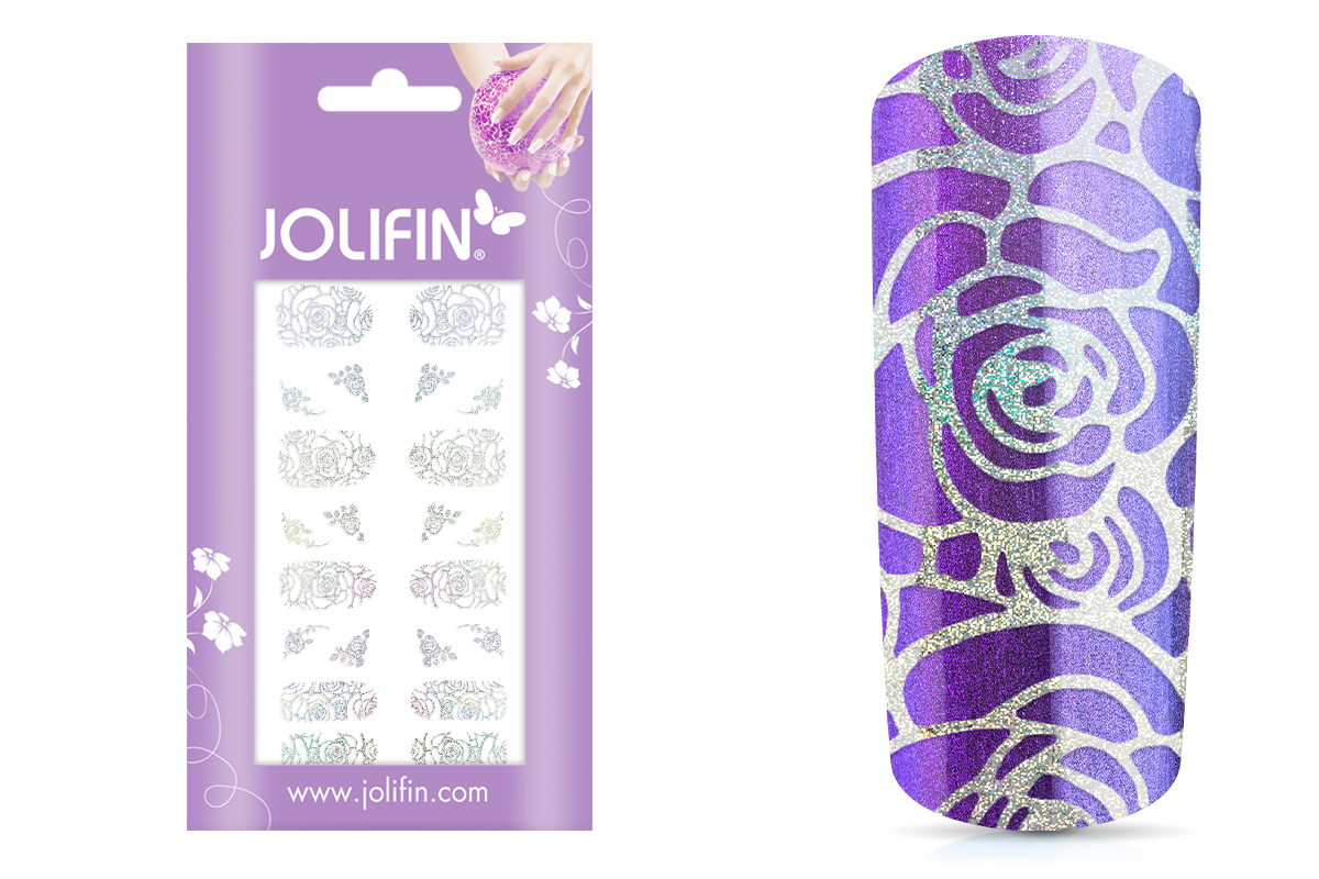 Jolifin Sticker Wrap - Hologramm Nr. 5