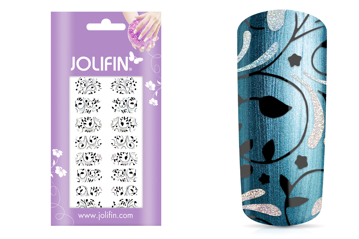 Jolifin Sticker Wrap - Hologramm Nr. 6
