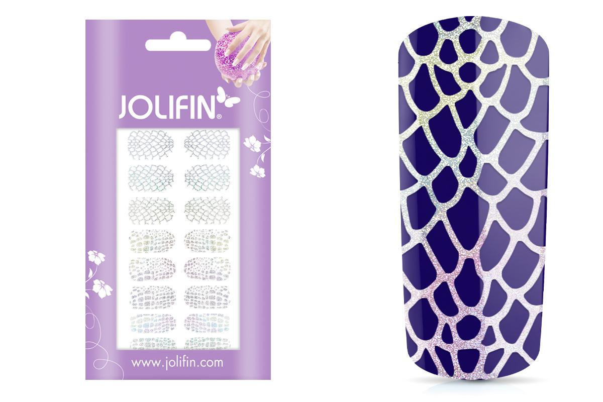 Jolifin Sticker Wrap - Hologramm Nr. 8