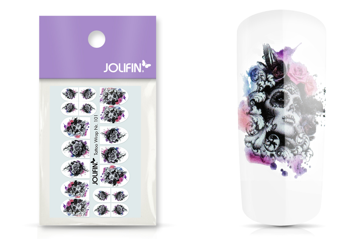 Jolifin Tattoo Wrap Nr. 101