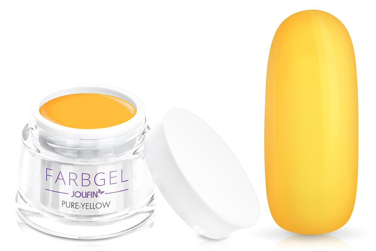 Jolifin Farbgel pure-yellow 5ml