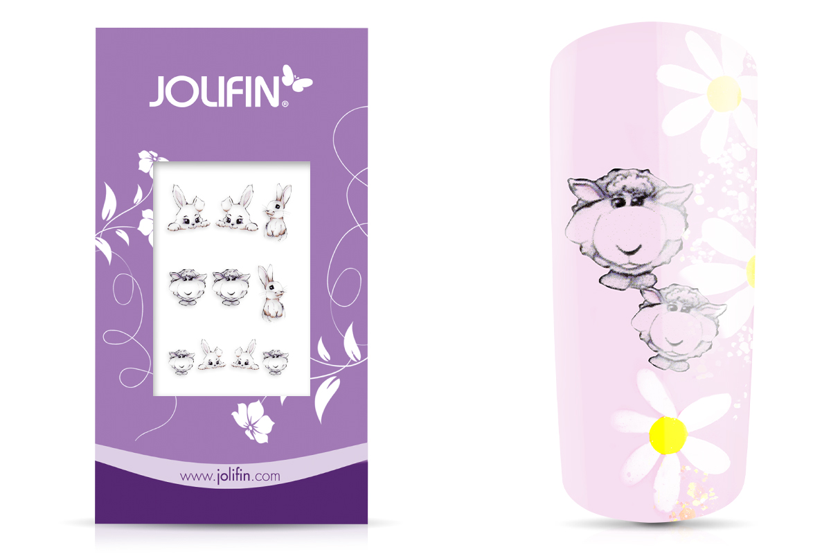 Jolifin Trend Tattoo Ostern 8