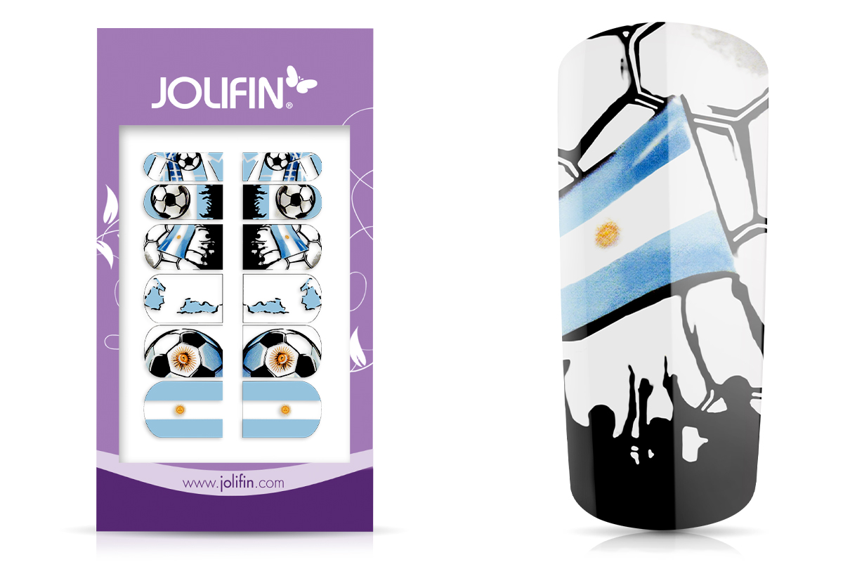 Jolifin Tattoo Wrap WM - Argentinia