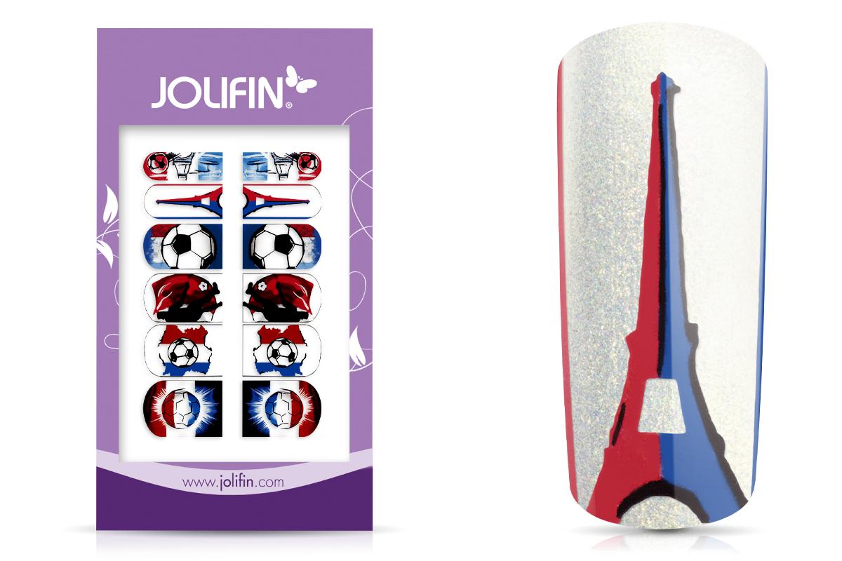 Jolifin Tattoo Wrap WM - France