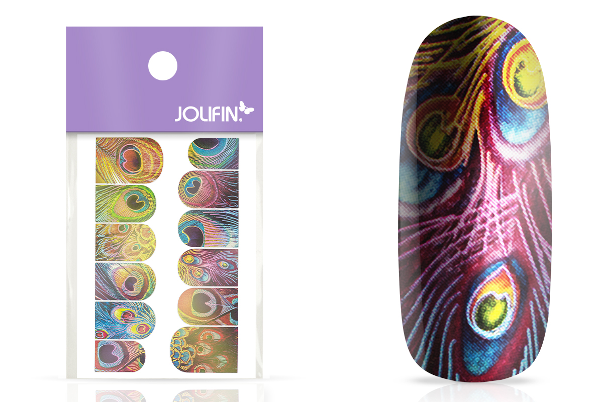 Jolifin Metallic Tattoo Wrap 26
