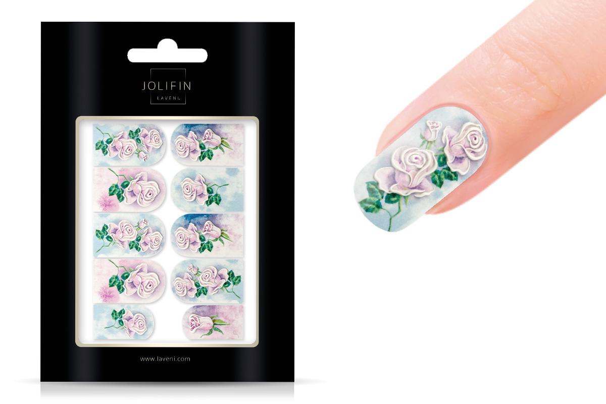 Jolifin LAVENI 3D Tattoo Wrap - Nr. 4