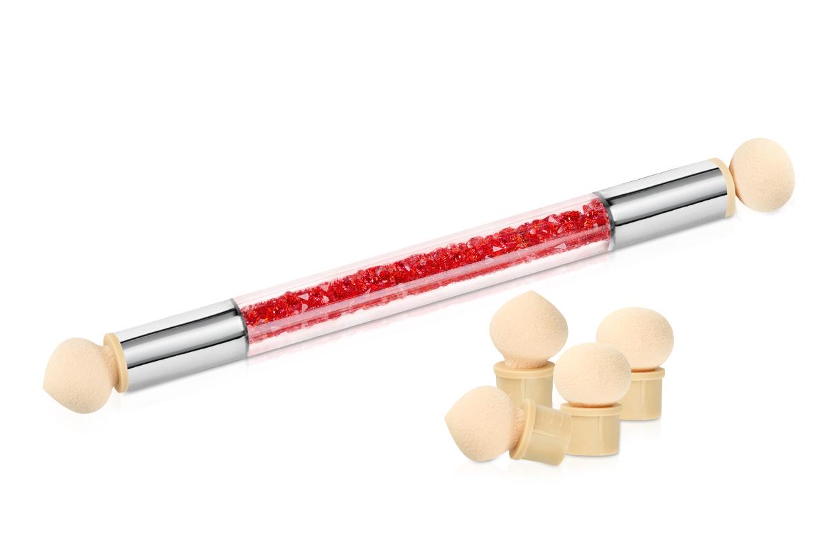 Jolifin Ombre Sponge Tool - red