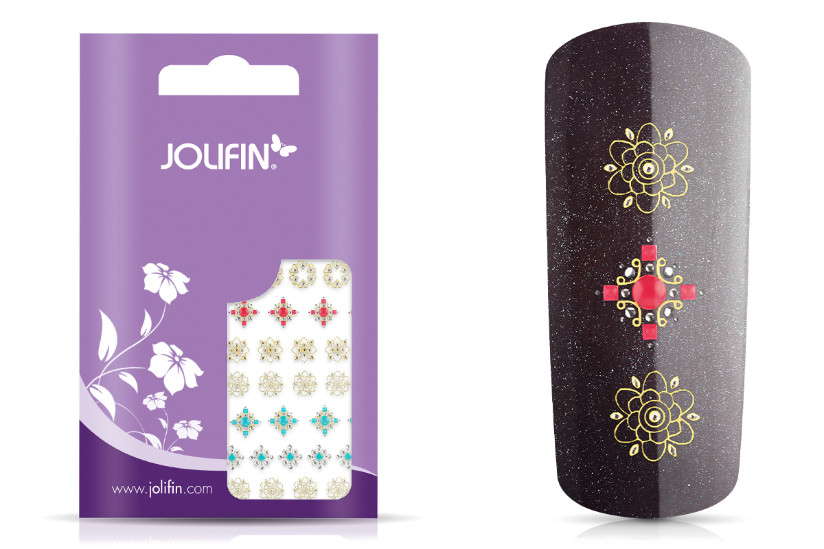 Jolifin Strass-Sticker Nr. 19