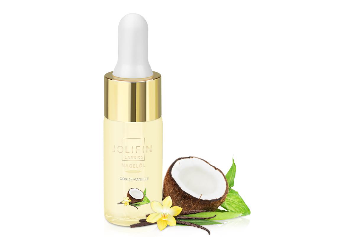 LAVENI Nagelöl - Kokos-Vanille 10ml