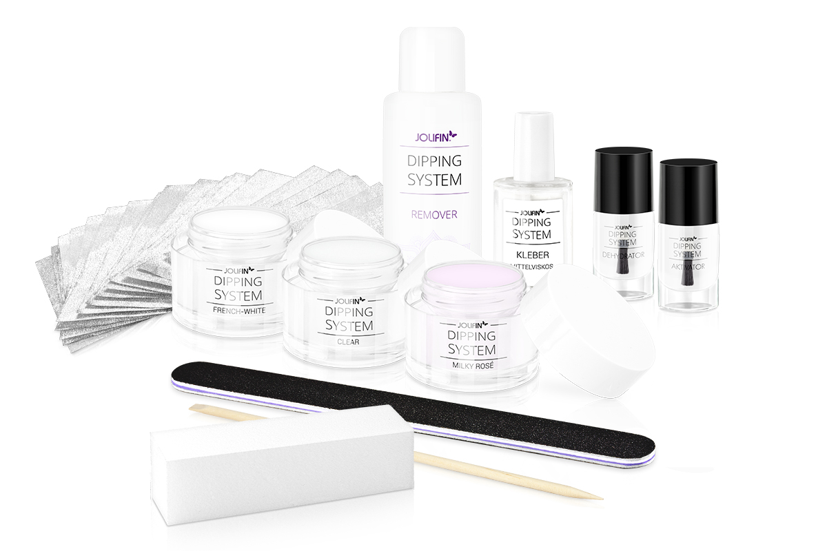 Jolifin Dipping-System Starter-Set - Pretty Nail Shop 24