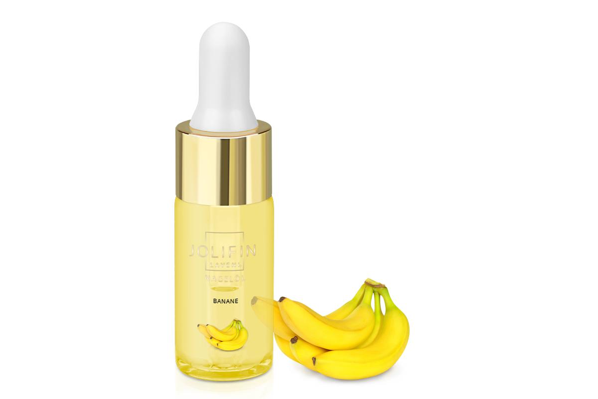 Jolifin LAVENI Nagelöl - Banane 10ml
