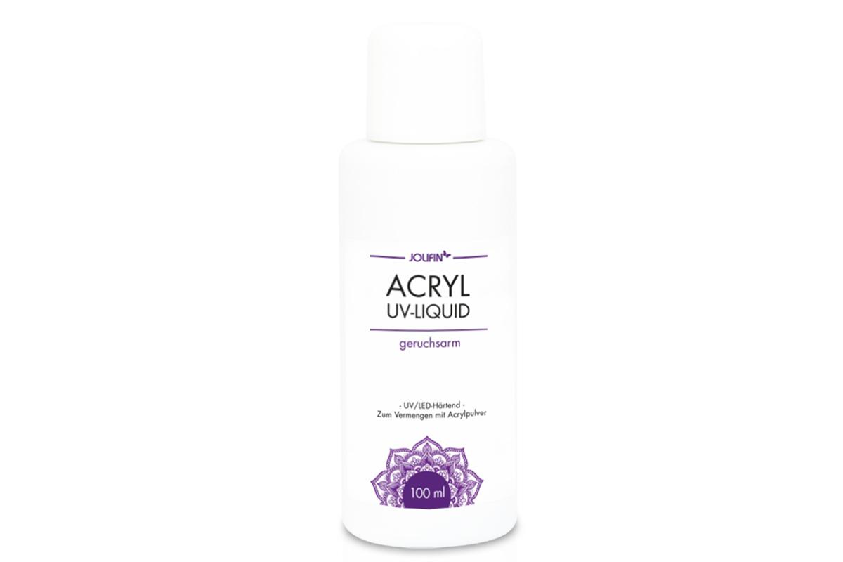 B-Ware Jolifin Acryl UV-Liquid geruchsarm 100ml