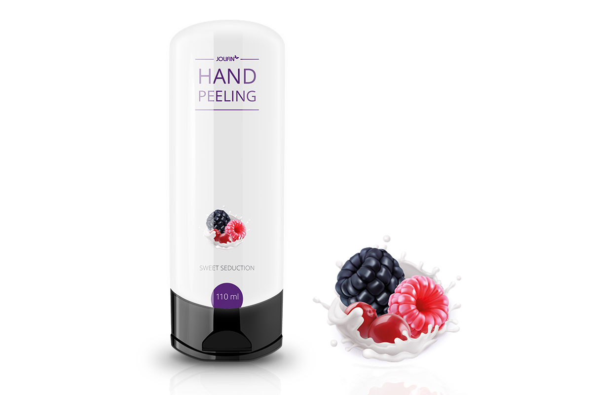 Jolifin Hand Peeling - sweet seduction 110ml