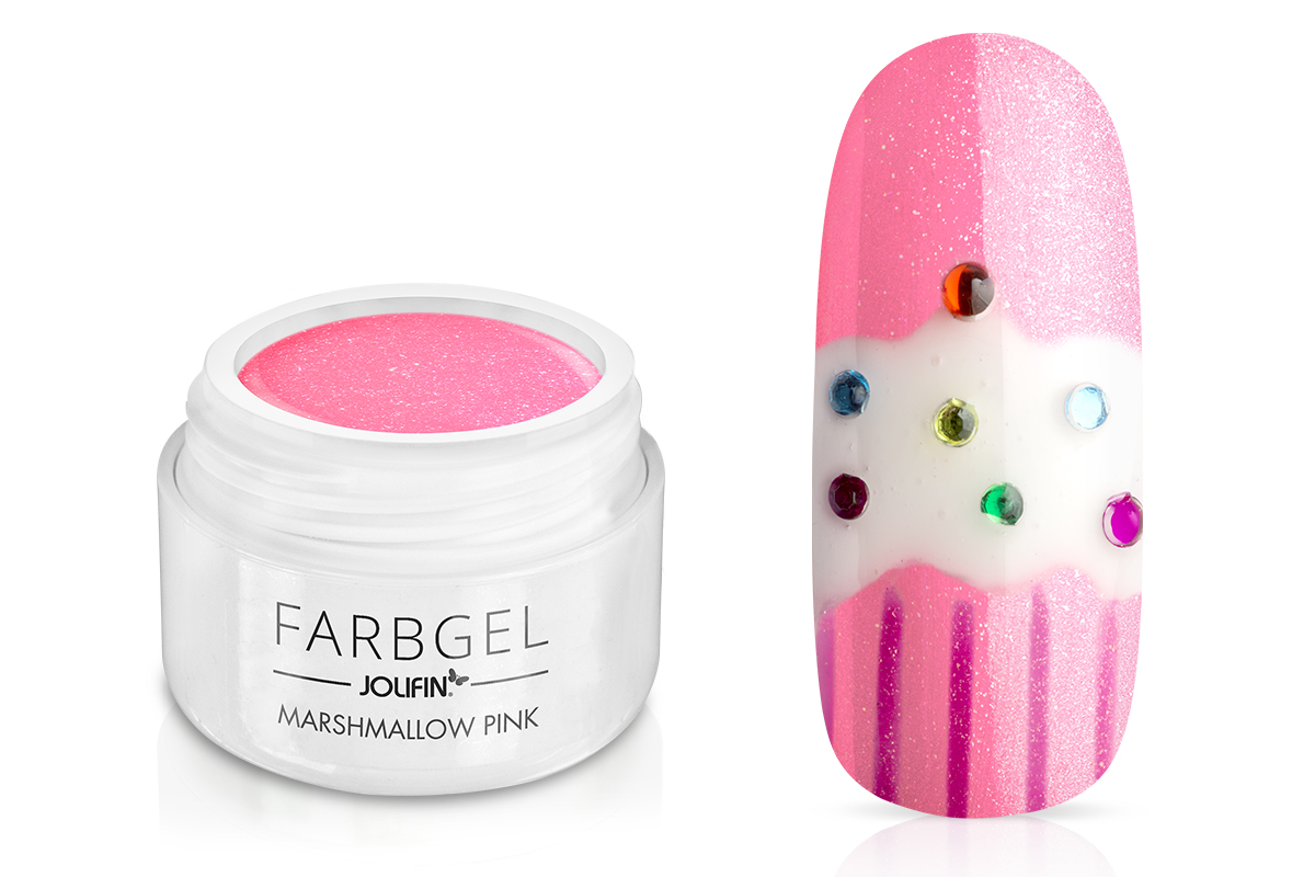 Jolifin Farbgel marshmallow pink 5ml