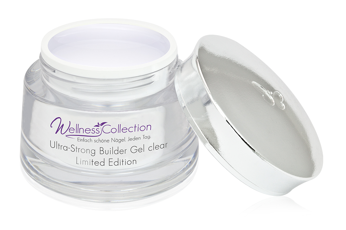 Jolifin Wellness Collection Ultra-Strong Builder Gel clear 15ml  - Limited Edition