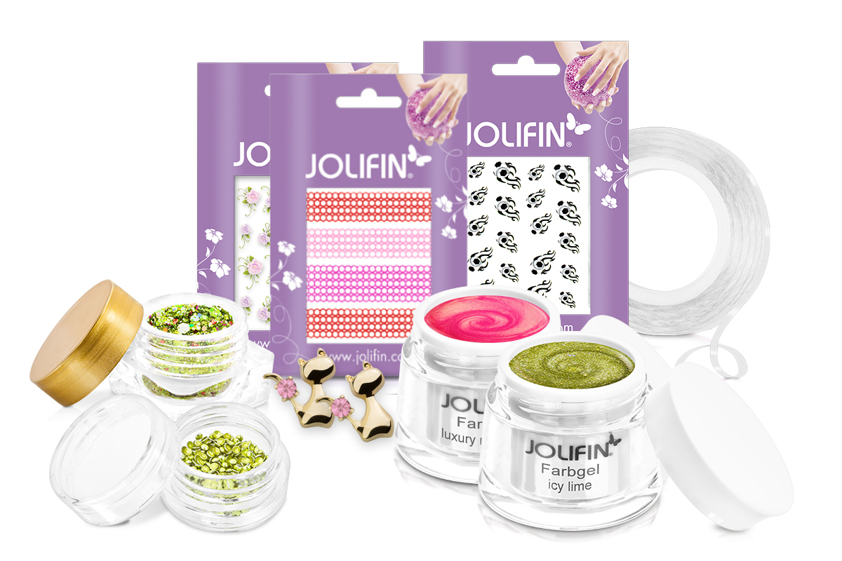 Jolifin Nailart-Set Surprise I - Juli