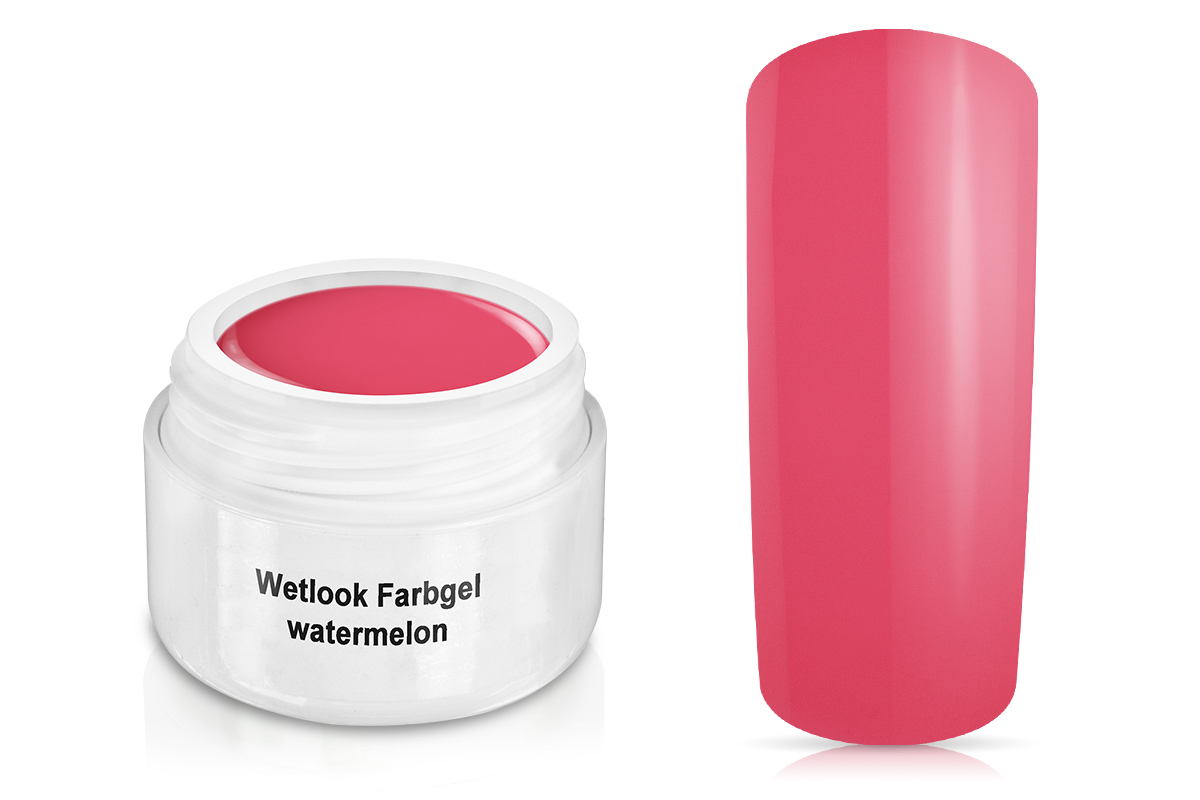 Wetlook Farbgel watermelon 5ml