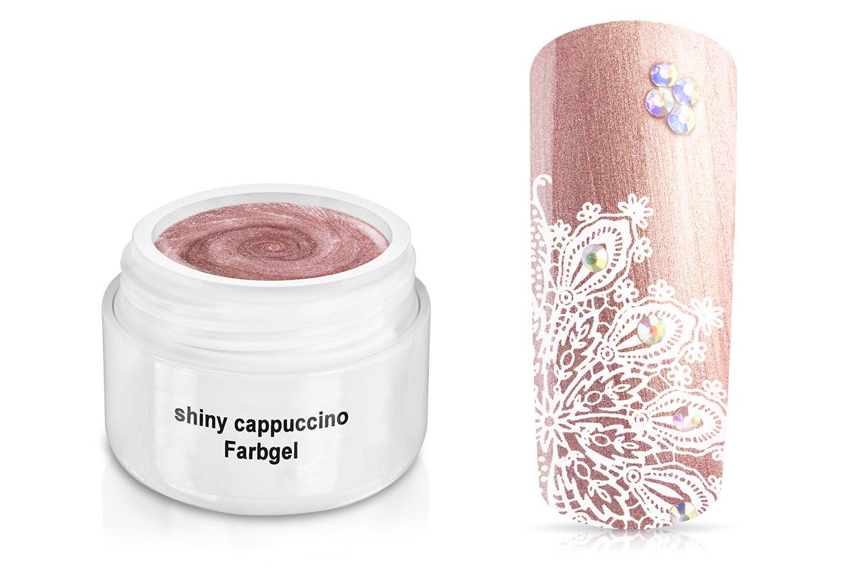 Farbgel shiny cappuccino 5ml