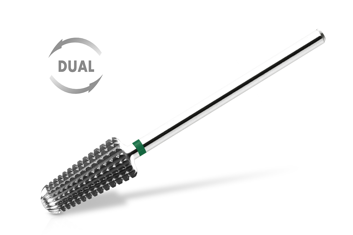 Jolifin Dual Hartmetall-Bit - Kegel grob