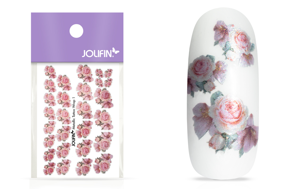 Jolifin Metallic Tattoo - Nr. 1