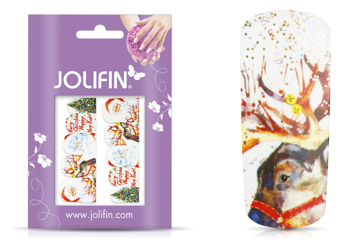 Jolifin Tattoo Wrap - Christmas Nr. 4