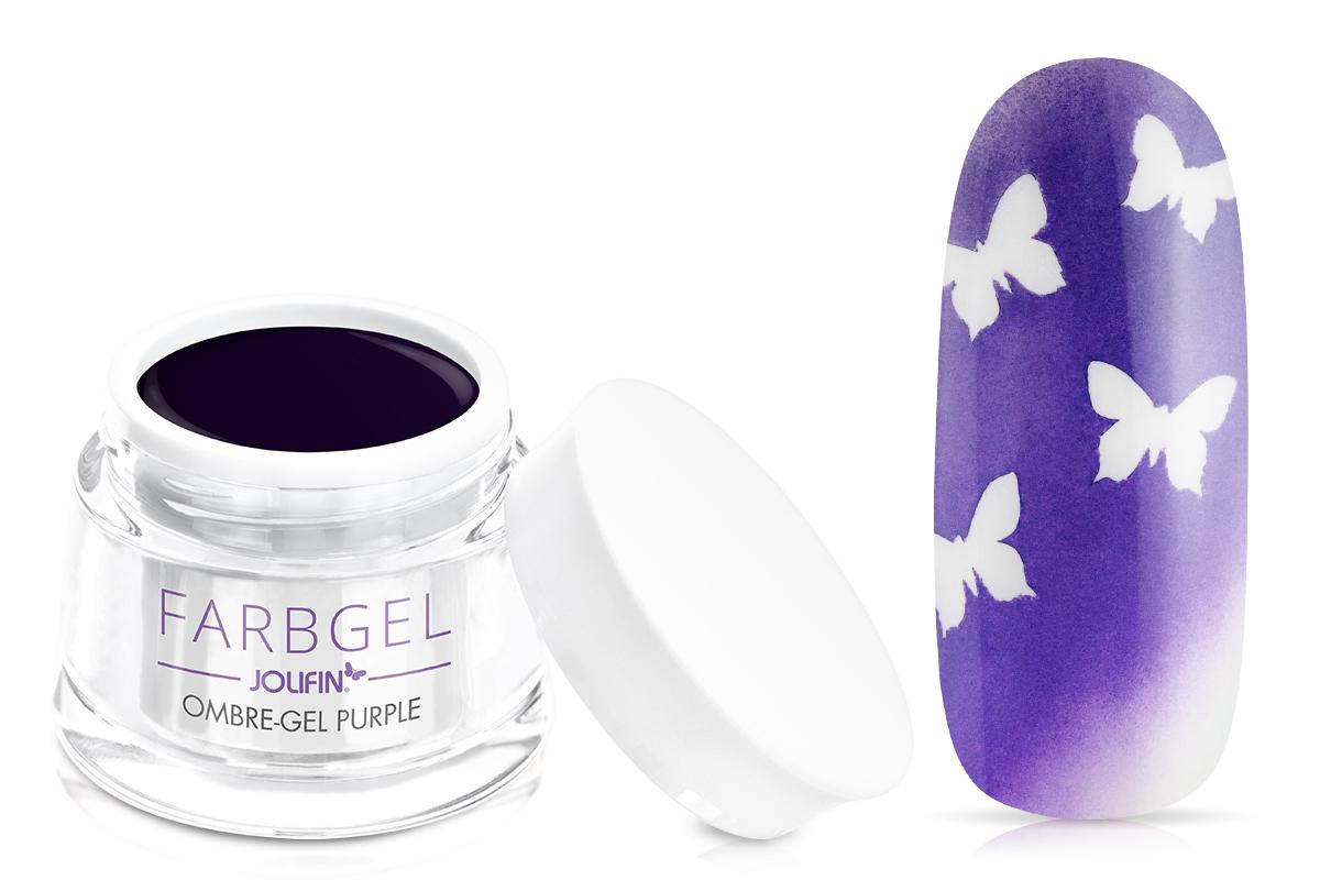 Jolifin Ombre-Gel - purple 5ml