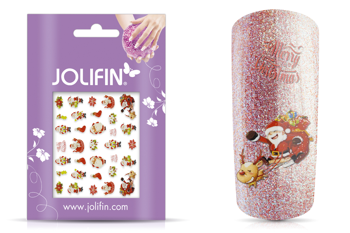 Jolifin Christmas Sticker Nr. 2