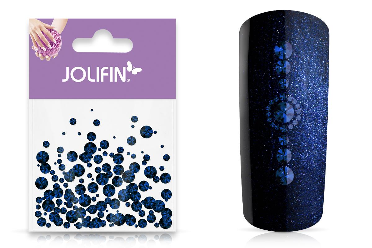 Jolifin Strasssteine 500 Stk - night blue