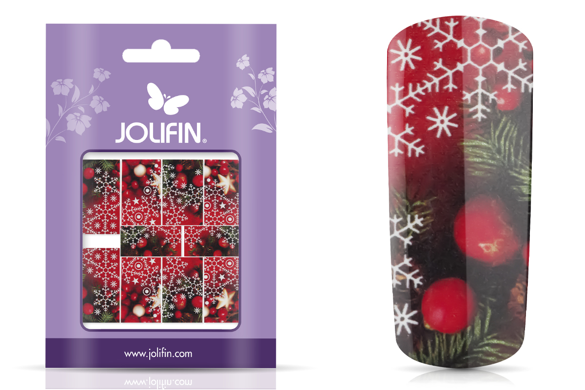 Jolifin Tattoo Wrap Christmas Nr. 8