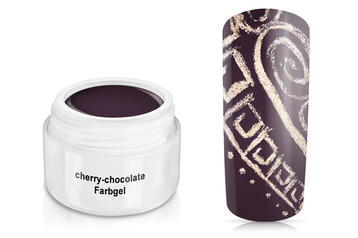 Farbgel cherry chocolate 5ml