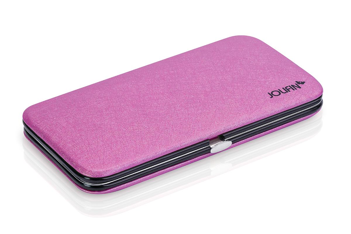 Jolifin Lashes - Pinzettenaufbewahrung magnetisch - pink