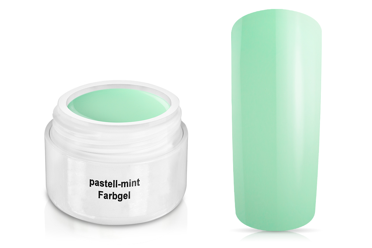 Farbgel pastell-mint 5ml