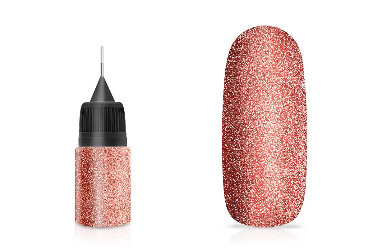 Jolifin LAVENI Diamond Dust - copper rosé