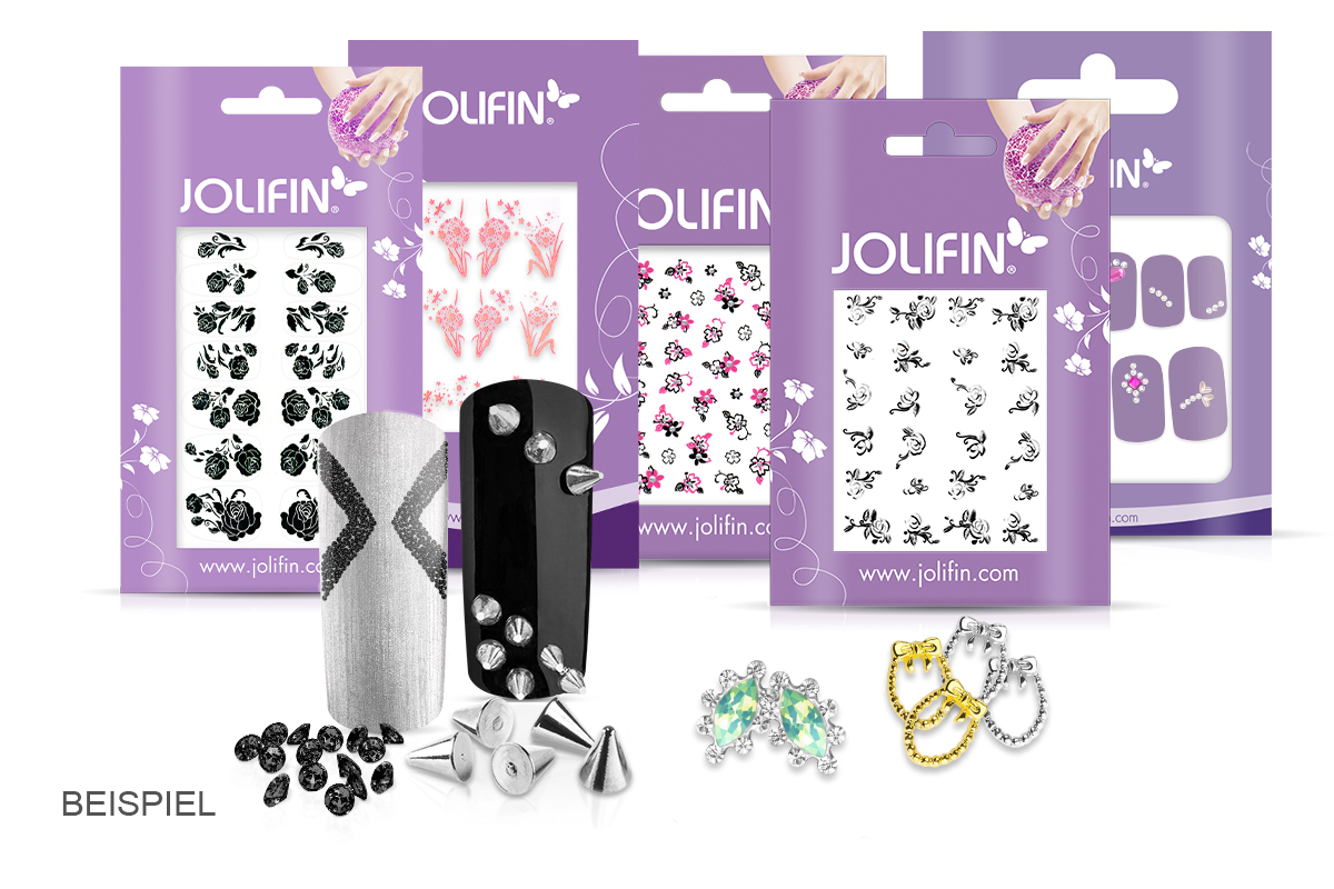 Jolifin Nailart-Set Surprise VI - Januar