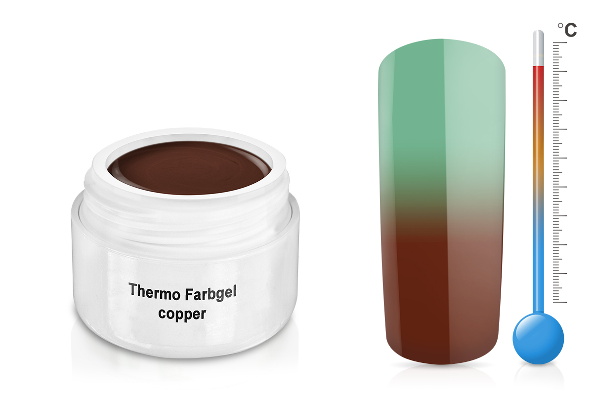 Thermo Farbgel copper 5ml