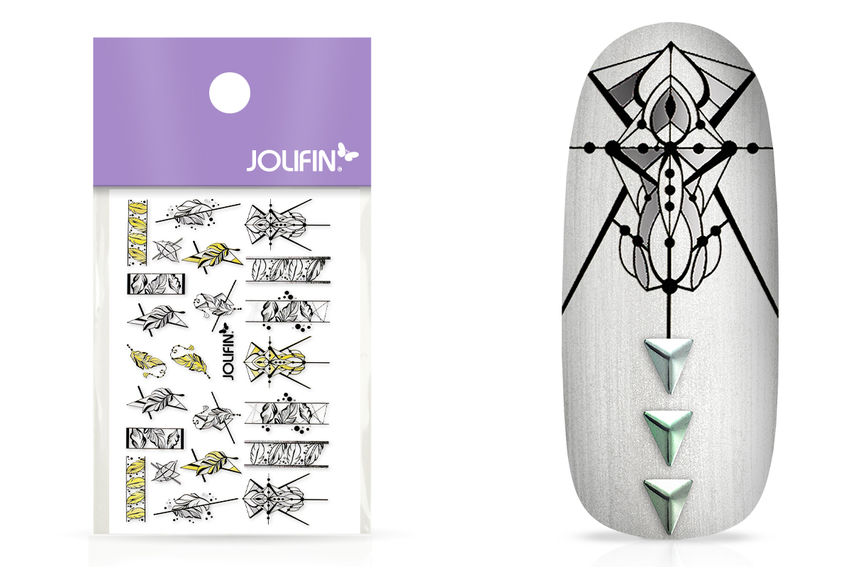 Jolifin Metallic Tattoo - Nr. 7