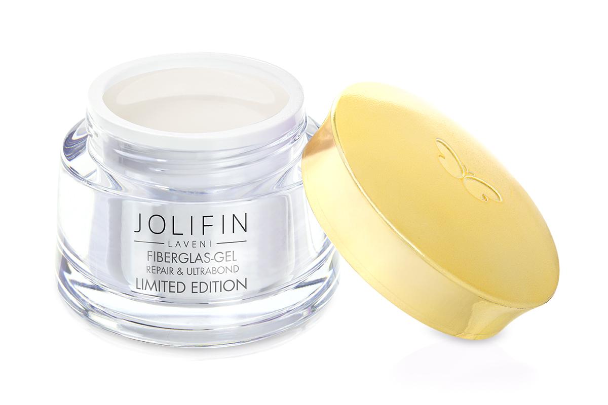 Jolifin LAVENI Fiberglas-Gel repair & ultrabond 15ml - limited Edition
