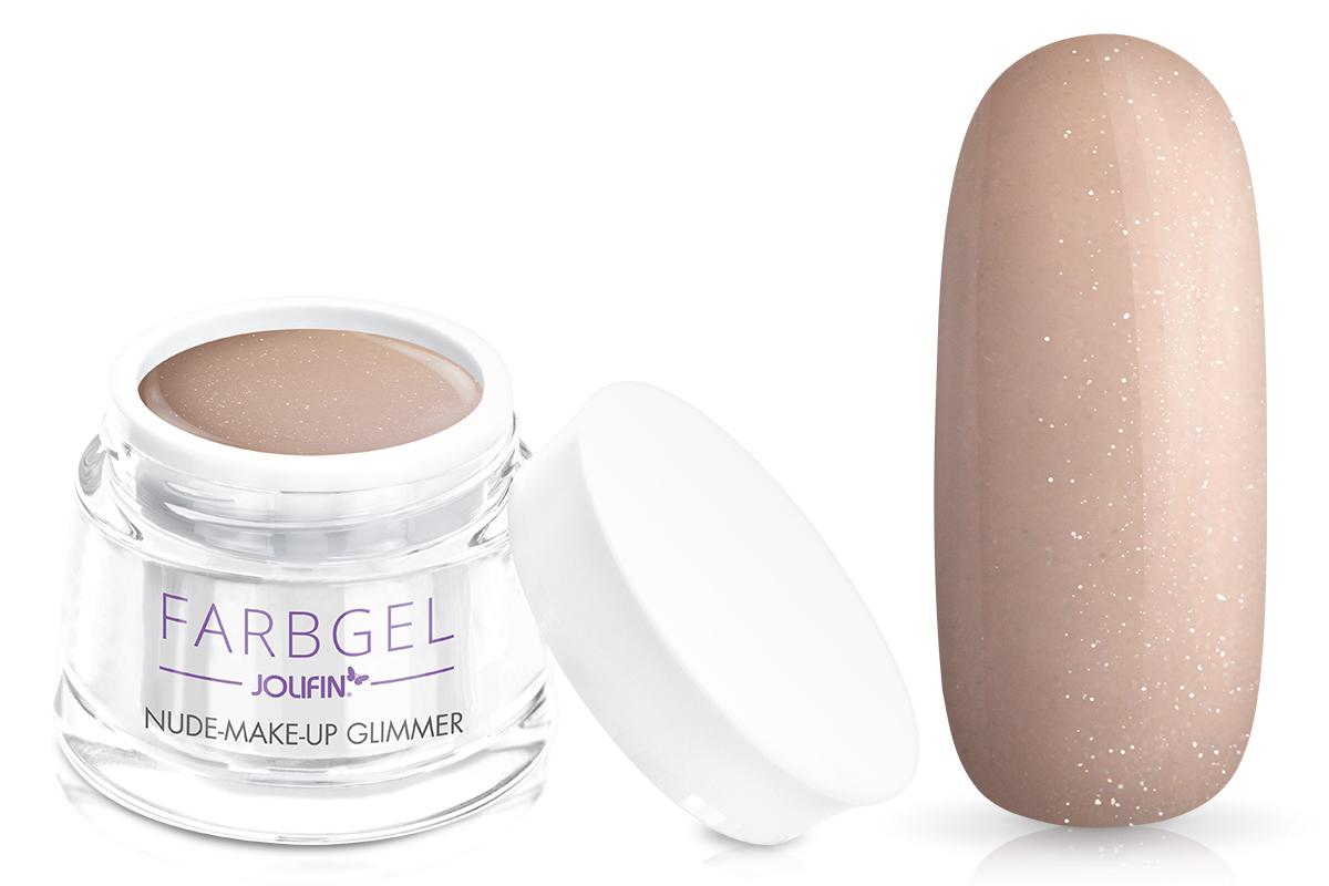 Jolifin Farbgel nude make-up Glimmer 5ml