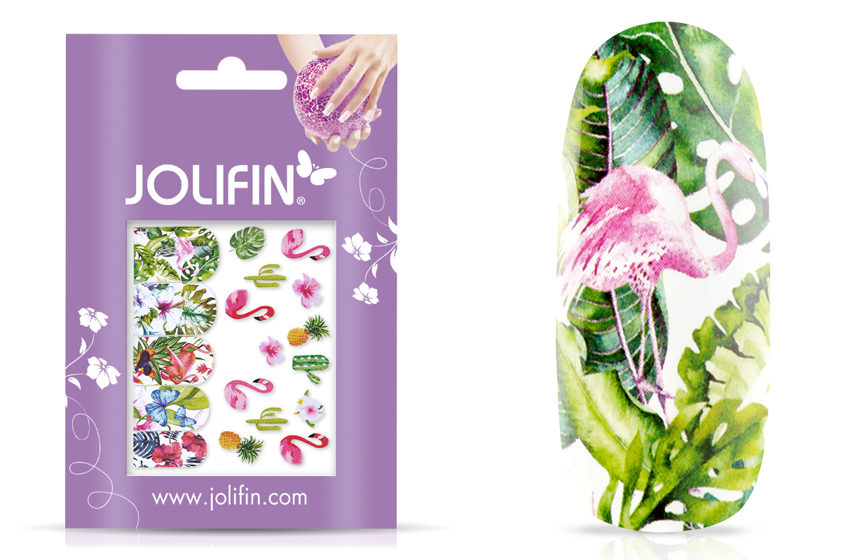 Jolifin Tropical Tattoo Nr. 3
