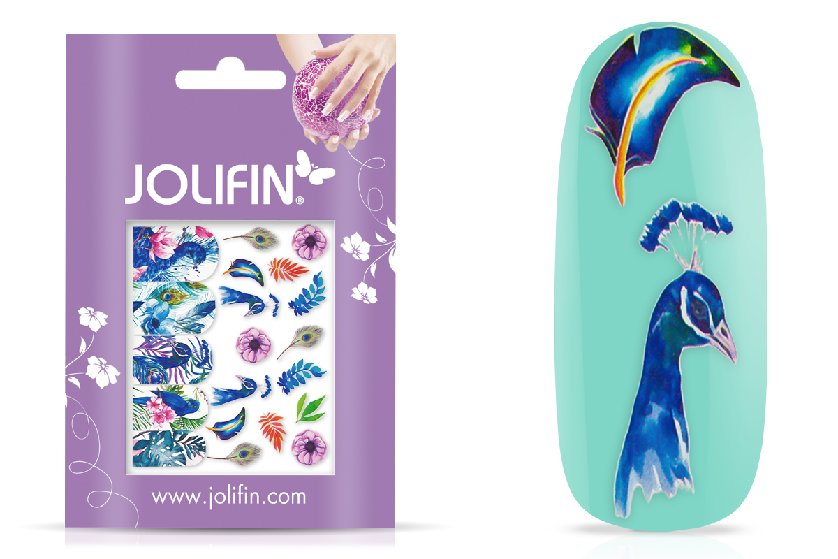 Jolifin Tropical Tattoo Nr. 4