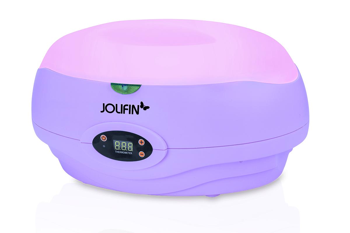 Jolifin Paraffin Wachs-Bad lila - Premium